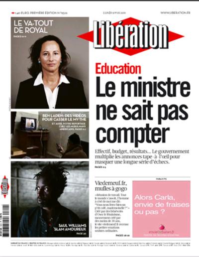 ENVIE DE FRAISE / ENCART